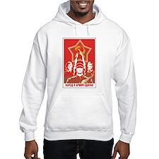 Soviet Jumper Hoody