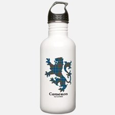 Lion-CameronLochiel hu Water Bottle