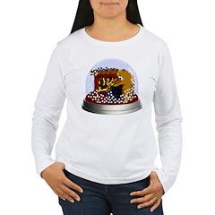Snow Globe Bears T-Shirt