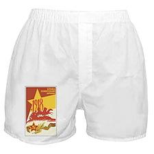 Soviet 1918 Boxer Shorts