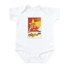 Soviet 1918 Infant Bodysuit