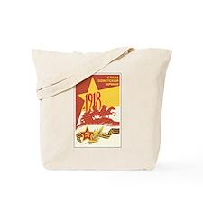 Soviet 1918 Tote Bag