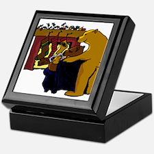 Bear-y Christmas Keepsake Box