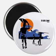 Endless Summer Surfer Magnet