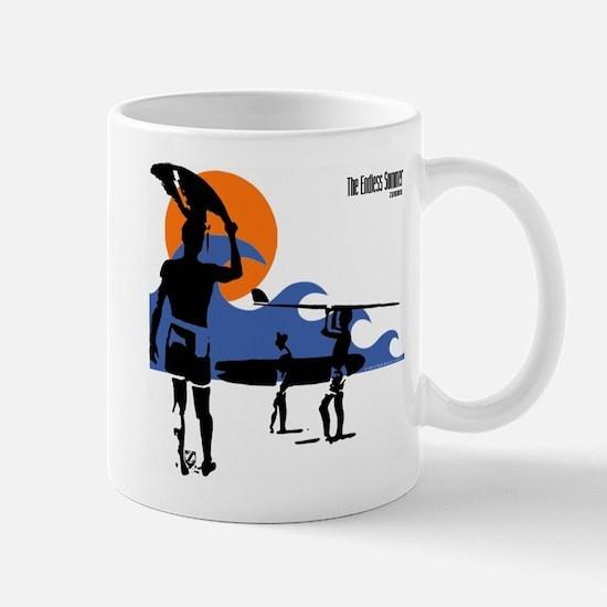 Endless Summer Surfer Mug