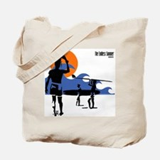 Endless Summer Surfer Tote Bag