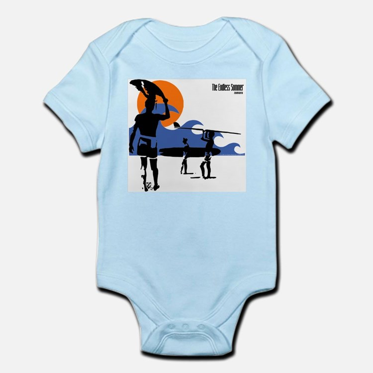 Endless Summer Surfer Onesie