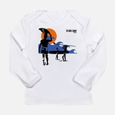 Endless Summer Surfer Long Sleeve Infant T-Shirt
