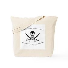 Pirating Physician Tote Bag