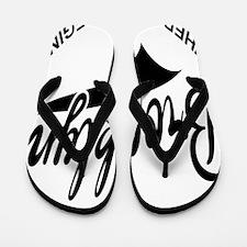 Cool Brooklyn ny Flip Flops
