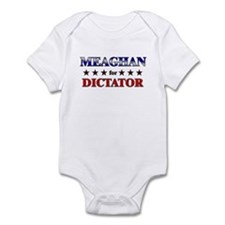 MEAGHAN for dictator Infant Bodysuit