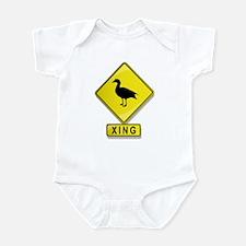 Duck XING Infant Bodysuit