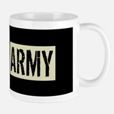 U.S. Army: Army (Black Flag) Mug