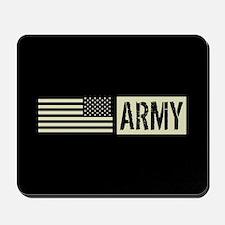 U.S. Army: Army (Black Flag) Mousepad