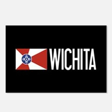 Wichita: Wichitan Flag & Postcards (Package of 8)