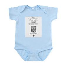 Hamlet Quarto (1605) Infant Bodysuit