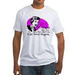 Cold Dead Fingers Fitted T-Shirt