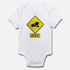 Cement Truck XING Infant Bodysuit