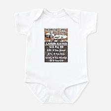 MC GARAGE Infant Bodysuit