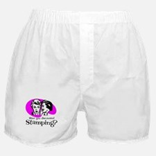 Discovered Stamping Boxer Shorts
