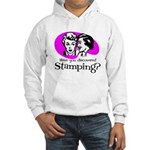 Discovered Stamping Hooded Sweatshirt