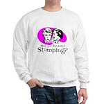 Discovered Stamping Sweatshirt