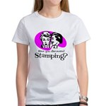 Discovered Stamping Women's T-Shirt