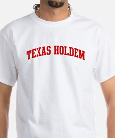 Texas Holdem (red curve) Shirt
