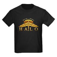 Golden Halo Badge T