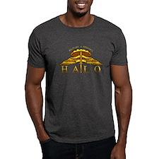 Golden Halo Badge T-Shirt