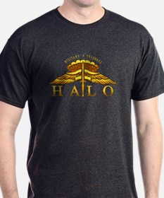 Golden Halo Badge T-Shirt