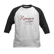 Romance Writer-Where Love Pre Tee