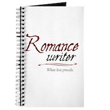 Romance Writer-Where Love Pre Journal