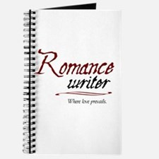 Romance Writer-Where Love Pre Journal