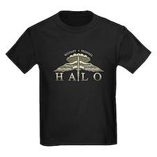Halo Badge T