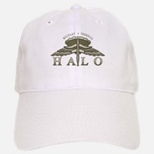 Halo Badge Cap