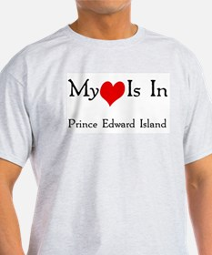 My Heart Is In Prince Edward T-Shirt