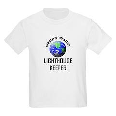 World's Greatest LIGHTHOUSE KEEPER T-Shirt