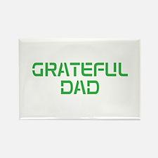 GRATEFUL DAD Magnets