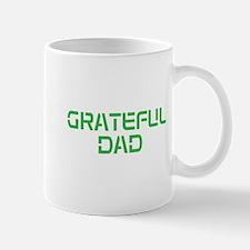 GRATEFUL DAD Mugs