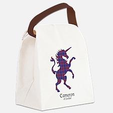 Unicorn-Cameron of Lochiel Canvas Lunch Bag