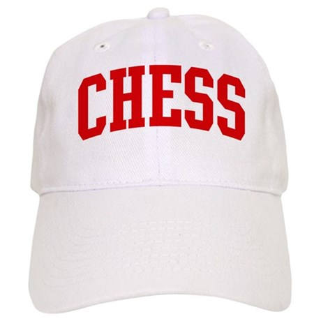 Chess (red curve) Cap