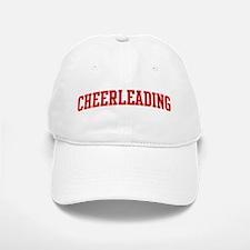 Cheerleading (red curve) Baseball Baseball Cap