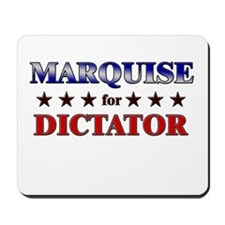 MARQUISE for dictator Mousepad