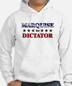 MARQUISE for dictator Hoodie