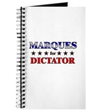 MARQUES for dictator Journal