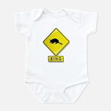 Armadillo XING Infant Bodysuit