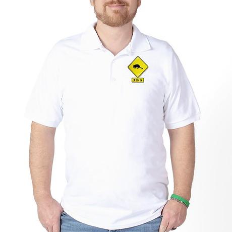 Armadillo XING Golf Shirt