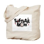 SOFTBALL MOM Tote Bag