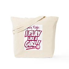 DARN RIGHT! Tote Bag